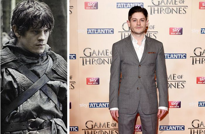 Актеры сериала «Игра престолов» на премьере пятого сезона (24 фото)