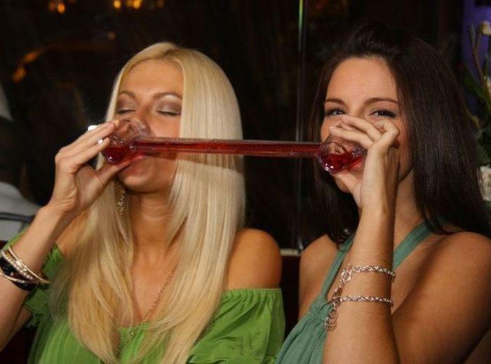 Забавные девушки. Часть 10 (63 фото)