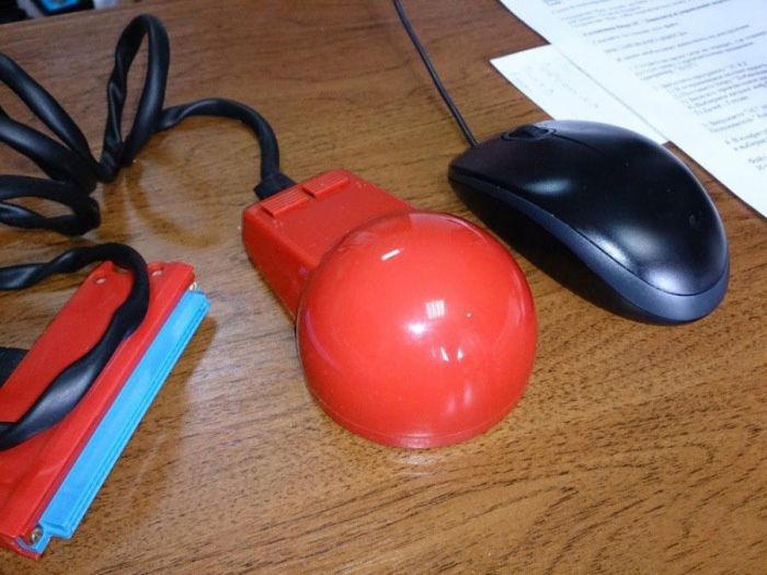 Компьютерная мышь 25-летней давности (8 фото)