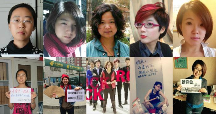 Женская доля в Китае (4 фото)