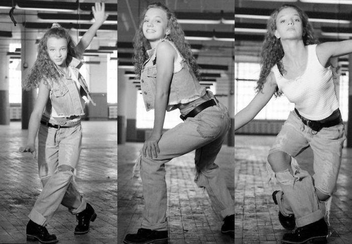 В сети оказались ранее не публиковавшиеся фото 13-летней Бритни Спирс (12 фото)