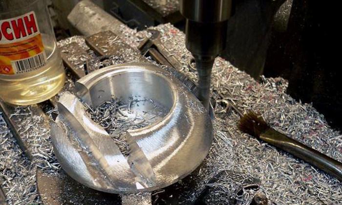 Двухцилиндровый корпус для усилителя (40 фото)