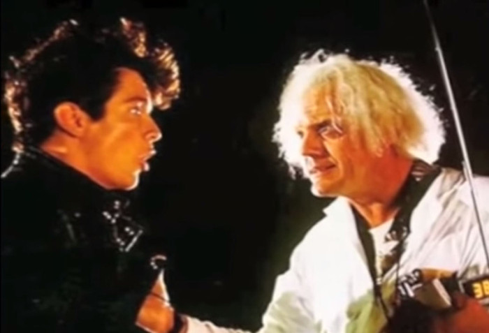 Каким был бы фильм «Назад в будущее» без Майкла Джея Фокса (36 фото + видео)