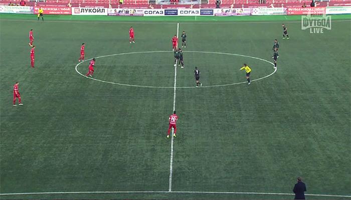 Истинное положение дел в российском футболе (5 фото)