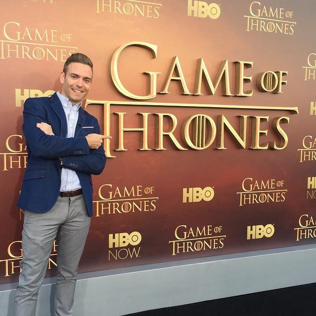Как проходила премьера нового сезона сериала «Игра престолов» в Сан-Франциско (32 фото)
