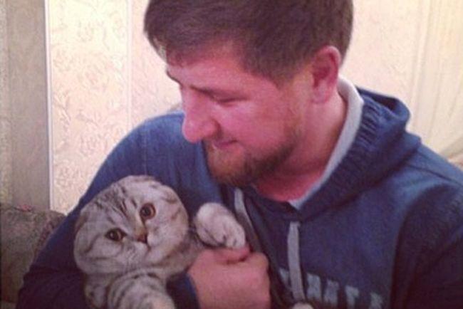 Инстаграм Кадырова. Полное собрание фото (70 фото)