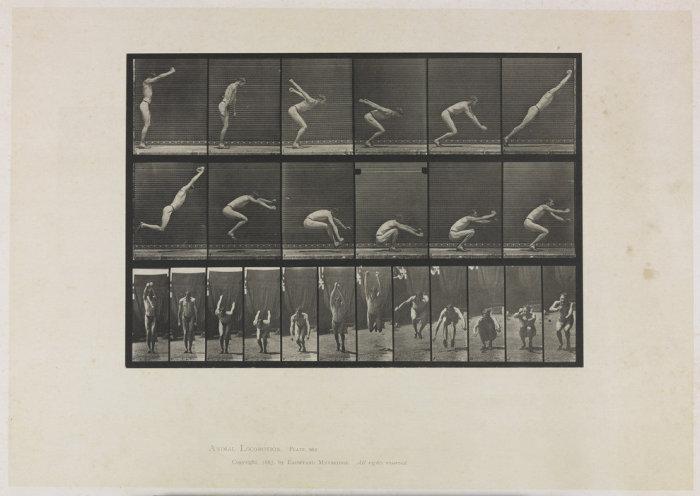 Научные и экспериментальные фото давно минувших дней (15 фото)