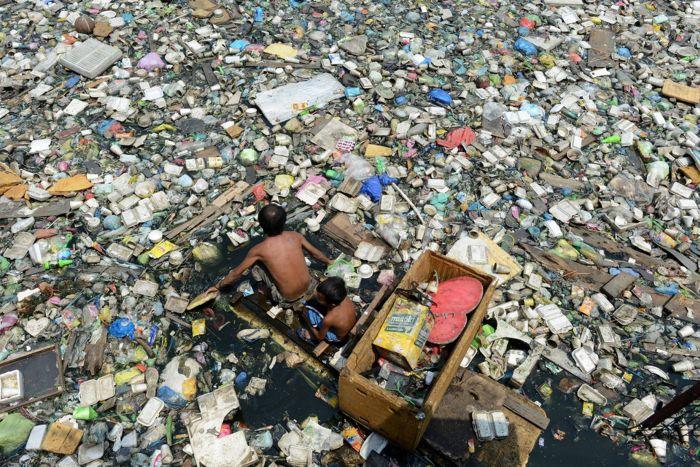 Обратная сторона Манилы (6 фото)