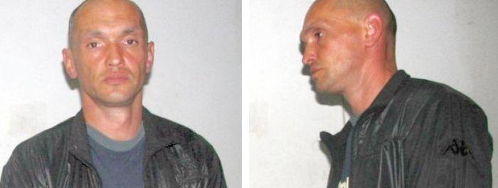 Во Владивостоке полиция ищет сбежавшего преступника-инвалида Владимира Беспалова (2 фото + видео)
