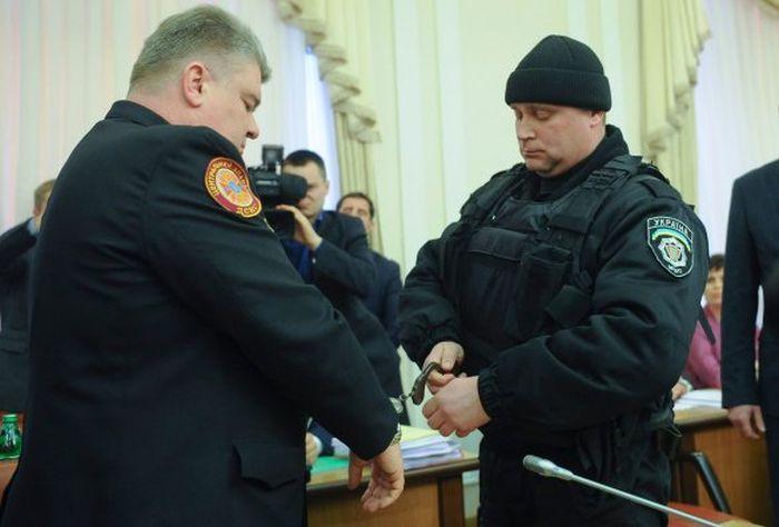 В Украине задержан Сергей Бочковский, начальник Государственной службы по чрезвычайным ситуациям (2 фото + видео)