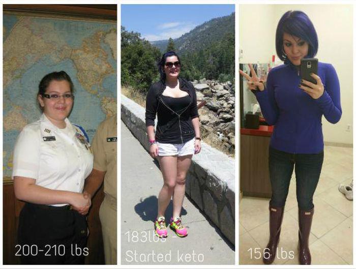 Люди, которые смогли избавиться от лишнего веса (28 фото)