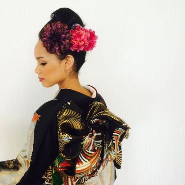Новой «Мисс Япония» стала девушка с афроамериканскими корнями (13 фото)