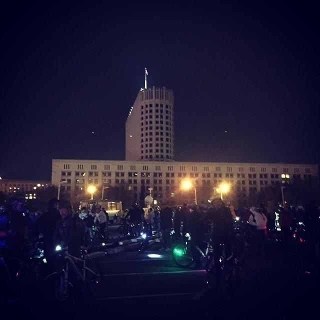 Как прошла акция «Час Земли» в этом году (30 фото)