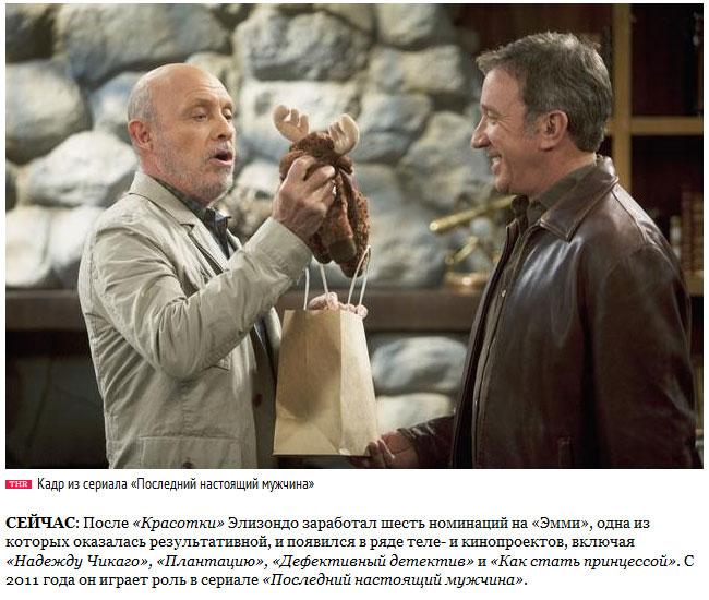 Судьбы актеров «Красотки» 25 лет спустя (10 фото)