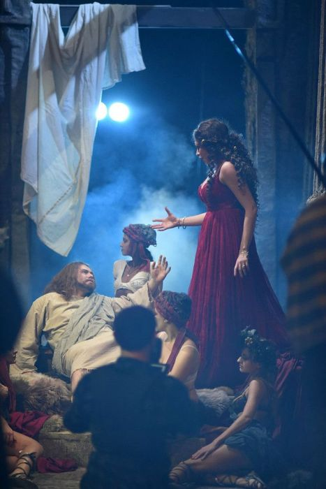 Спектакль «Тангейзер» вызвал серьезный скандал (17 фото)