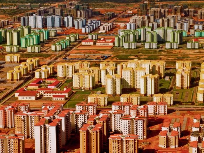 Новые города, которые так и остались незаселенными (8 фото)