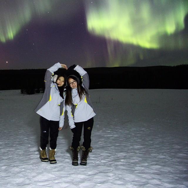 Аляска на фото в Instagram (23 фото)