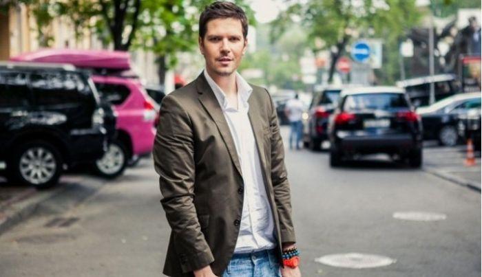 Украинский ведущий Даниила Грачев перешел на работу в НТВ (6 фото)