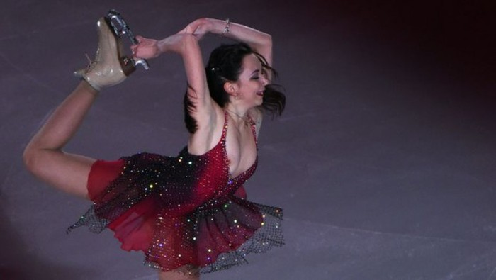 В сети появилось удачное фото Елизаветы Туктамышевой (2 фото)