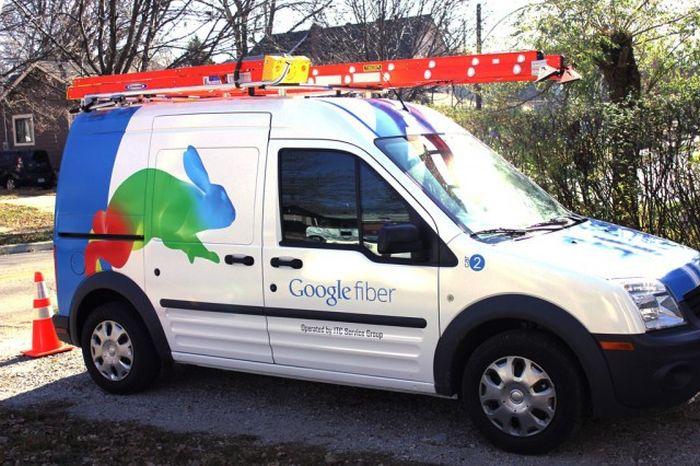Скорость интернета от Google Fiber увеличат до 10 Гбит/с (2 фото)