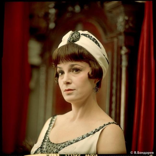 Фотографии актрис советского кино (20 фото)