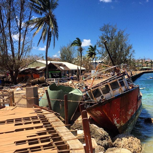 Контрастные пейзажи Вануату (42 фото)