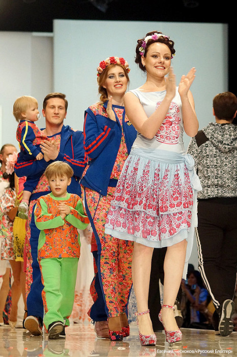 Импортозамещение в мире российской моды (40 фото)
