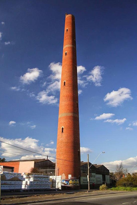 Башни для изготовления пуль и дроби (6 фото)