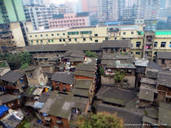 Чунцин – самый малоизвестный мегаполис в мире (37 фото)