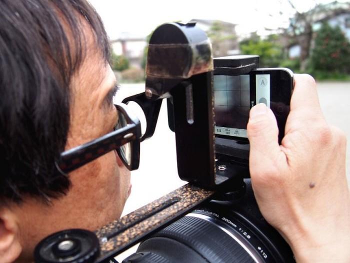 Опасный девайс для фотографа (5 фото)
