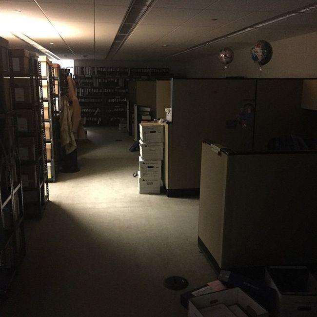 В Вашингтоне без света осталось порядка 2000 зданий, включая правительственные учреждения (5 фото + видео)