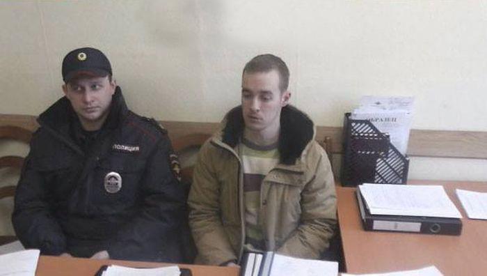 В Москве задержан мужчина, подозреваемый в краже Wi-Fi-оборудования из вагонов метров (3 фото)