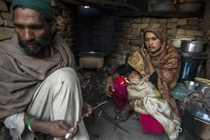 Жизнь обычных граждан Пакистана (50 фото)