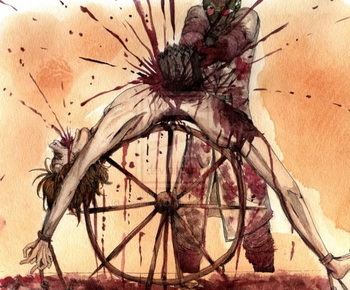 10 наиболее жестоких казней в истории человечества (10 фото)