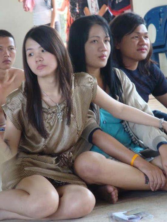 Призывники армии Таиланда (29 фото)