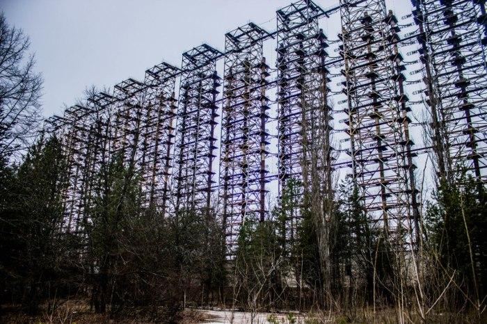 Виртуальная экскурсия в зону отчуждения ЧАЭС (50 фото)