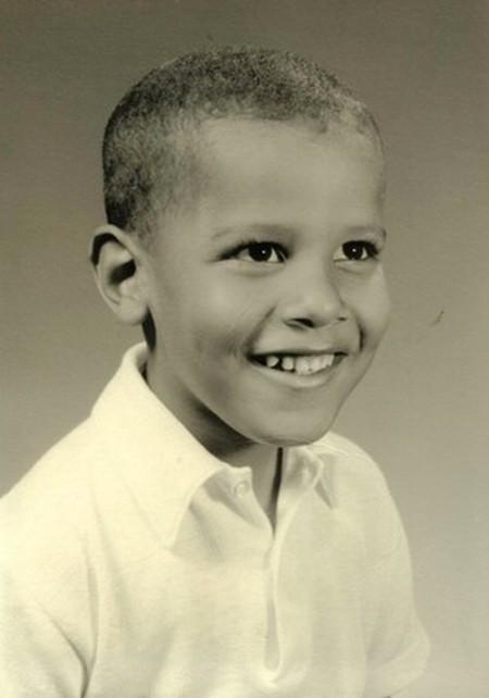 Фотографии из детства и юношества Барака Обамы (10 фото)