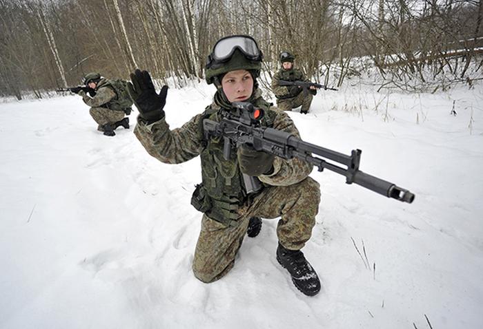 Отечественный бронешлем 6Б47 из экипировки «Ратник» признали лучшим в мире (4 фото)