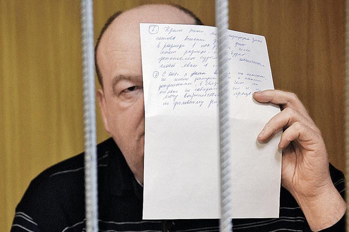 Бывший глава ФСИН Александр Реймер похитил минимум 2,7 миллиарда рублей (3 фото)