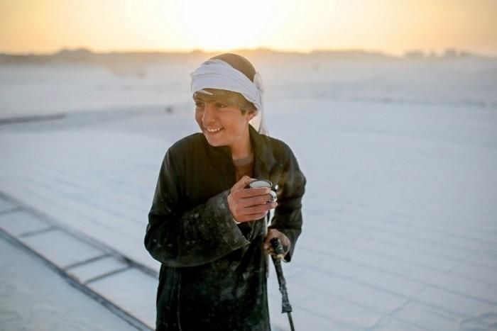 Известковые карьеры Египта (19 фото)