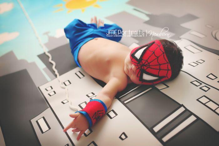 Младенцы в косплее (36 фото)