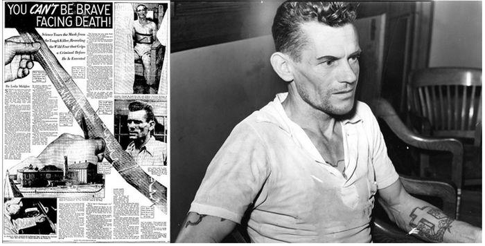 Как приговоренный к смерти заключенный послужил науке во время смерти и после нее (4 фото)