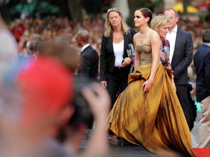 Актриса Эмма Уотсон отметила 25-летний юбилей (13 фото)