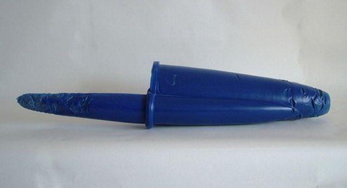 Как вы думаете, для чего в колпачке ручки проделывают отверстие? (2 фото)