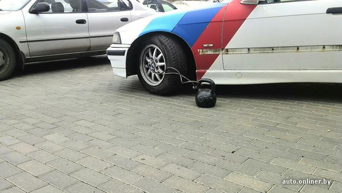 Минская автоместь за неправильную парковку (53 фото)