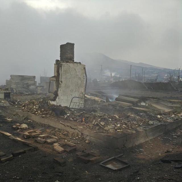 Трагедия в Забайкалье на фото в Instagram (20 фото)