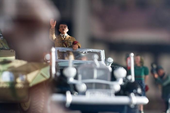 20 фактов о жизни Адольфа Гитлера (20 фото)