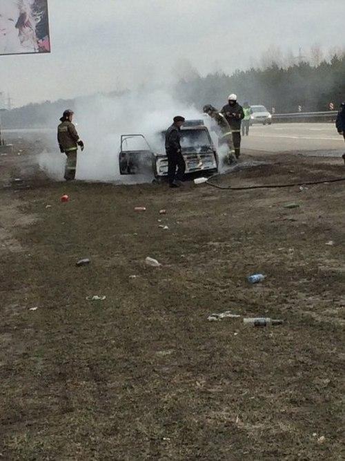 Жители Барнаула скинулись на покупку машины для пенсионеров (5 фото)