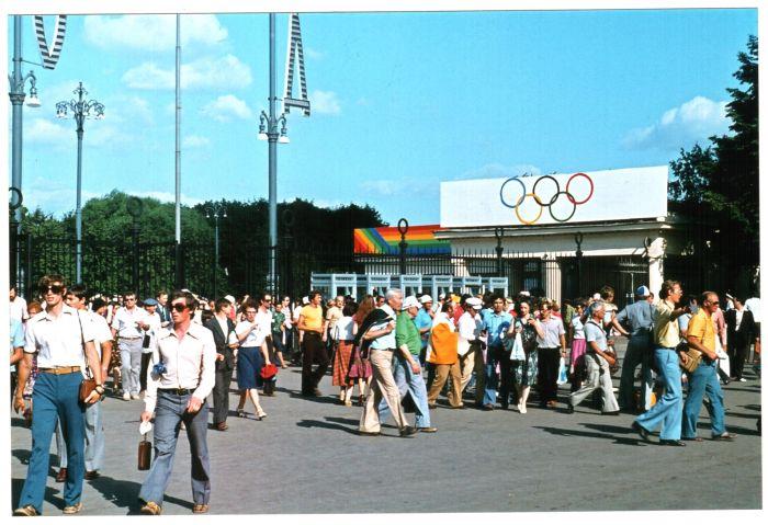 Как в СССР готовились к «Олимпиаде-80» (6 фото + текст)