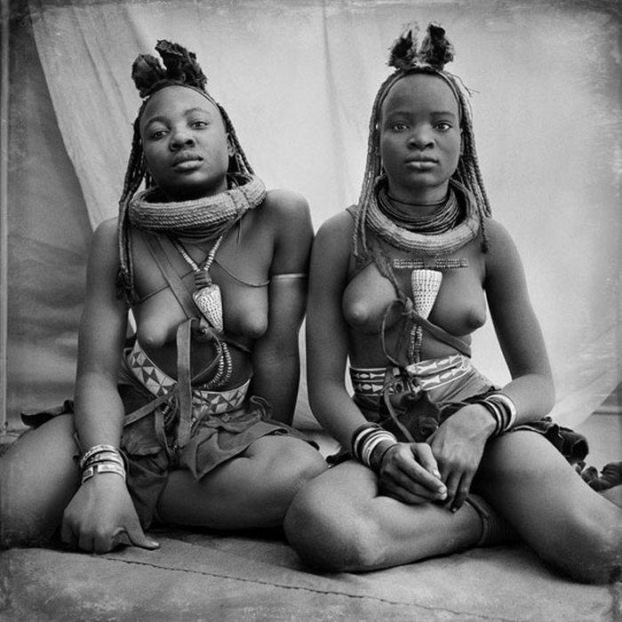 Дикие племена Африки  жизнь и обычаи туземцев